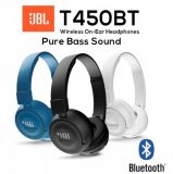 JBL T450BT  Bluetooth Headphones