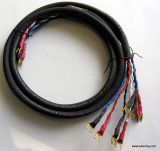 TARA Labs Spectrum HELIX 8  Bi-Wir Speaker Cable Pair 2.40m