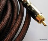 TARA Labs Spectrum 2s   Subwoofer Cable 8.00m