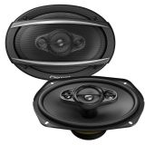 "Pioneer TS-A6980F  4-Way 6x9"" Speakers"